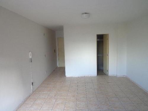 Imagem 1 de 6 de Kitnet Com 1 Dormitório Para Alugar, 32 M² Por R$ 520,00/mês - Centro - Ribeirão Preto/sp - Kn0007
