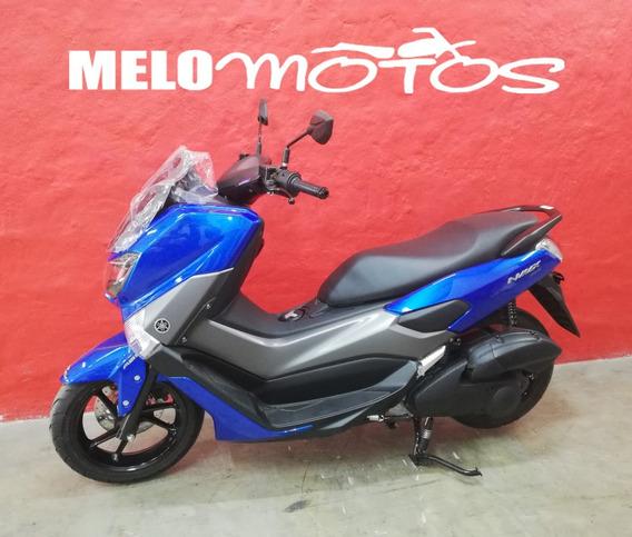 Yamaha Nmax Abs Azul 2020 Cero Kms