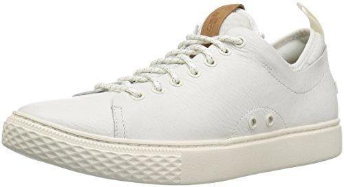 Polo Ralph Lauren Hombre Dunovin Sneaker, Blanco, 12 D Us