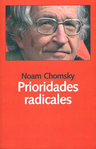 Imagen 1 de 1 de Libro Prioridades Radicales