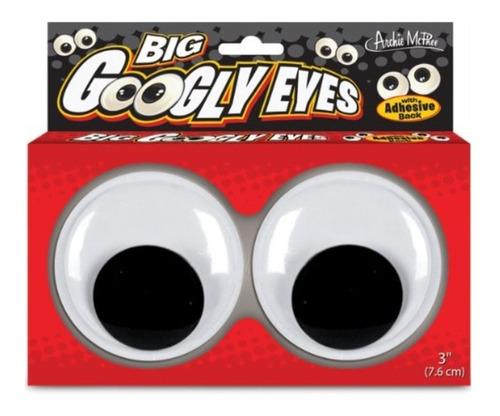 Divertidos Googly Eyes Big X2u Decora Tus Cosas Con Los
