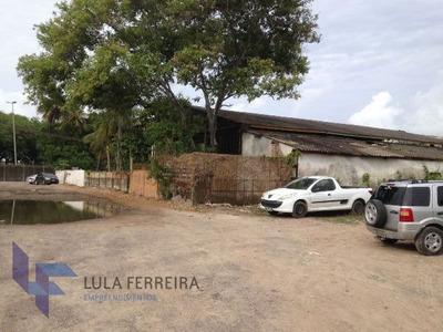 Comercial Galpão / Barracão - Lf459-v