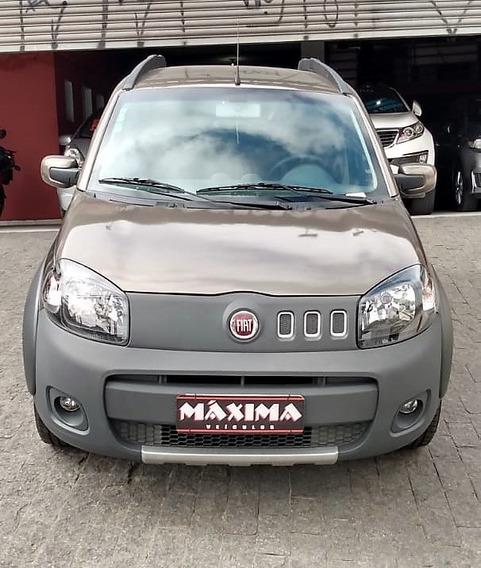 Fiat Uno Way 1.4 Flex Completo - 2011