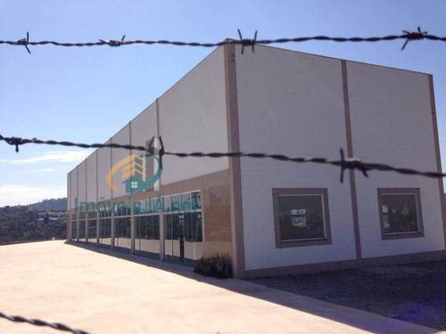 Imagem 1 de 7 de Pavilhão/galpão Para Alugar No Bairro Alphaville - Santana De Parnaíba/sp - 209