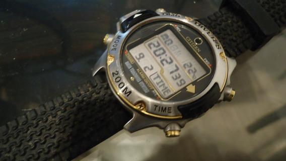 Relogio Citizen Aqualan Divers 200mts Mergulho Semi Novo