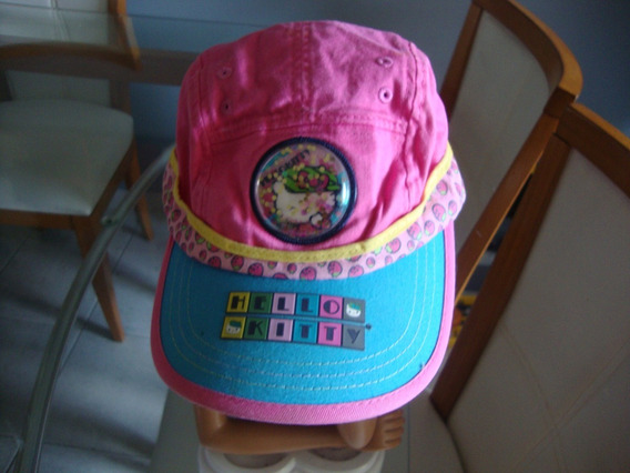 Gorra Para Niña Hello Kitty Ajustable