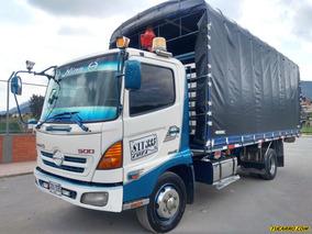 Hino Fc500 Camión Estacas