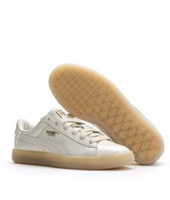 43907040a Zapatillas Puma Fenty Rihanna Blancas - Ropa y Accesorios en Mercado ...