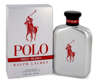 Perfume Red Rush Ralph Lauren 125 Ml