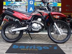 Yamaha Lander 250cc Ano 2012 Vermelha Doc.2018 Pago