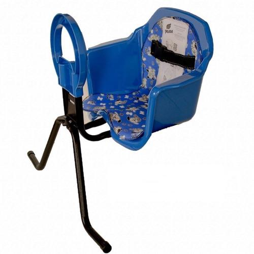 Imagem 1 de 3 de Cadeira De Bicicleta Bike Dianteira Cadeirinha Luxo Oferta.