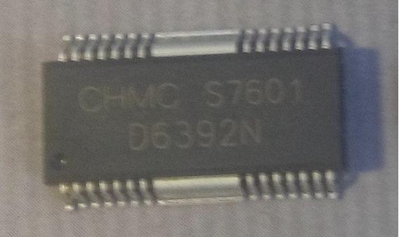 C I Ci Circuito Integrado Smd C H M C Chmc S7601 Chmc-s7601