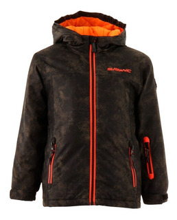 Campera Surfanic Basher Ski Snowboard Impermeable Surftex Ni