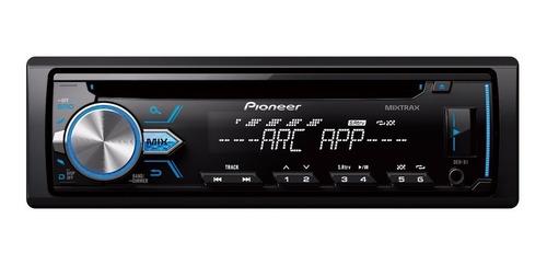 Estéreo para auto Pioneer DEH X1 con USB
