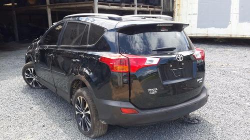 Sucata Toyota Rav 4 2.5 4x4 Ano 2015 Awd Vende-se As Peças