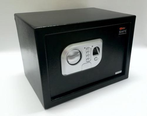 Caja Fuerte De Apertura Biometrica Tamano Mediana Safe