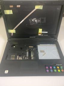 Carcaça Completa Notebook Megaware Kripton K E C Series