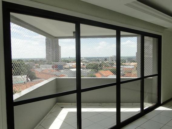 Apartamento Em Vila Bandeirantes, Araçatuba/sp De 161m² 3 Quartos À Venda Por R$ 395.000,00 - Ap58283