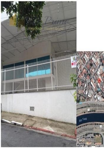 Imagem 1 de 1 de Comercial Para Venda, 0 Dormitórios, Vila Jaguara - São Paulo - 4208