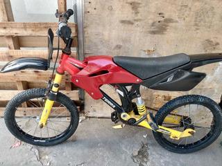 Bici Moto X-terra Exelente Estado