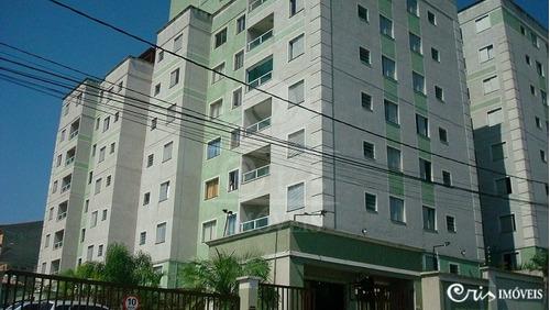 Apartamento Em Parque São Vicente - Mauá - Sp - Av01/67