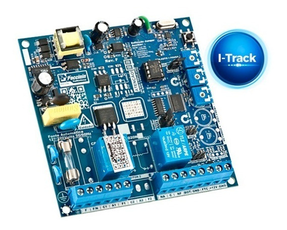 Central Placa Cp 4010 Peccinin Original - Substitui Cp 4000