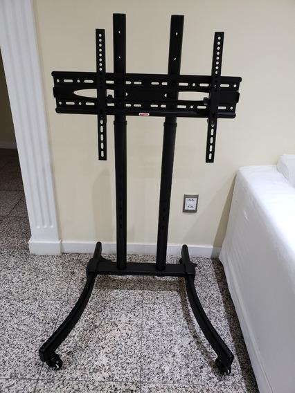 Suporte Pedestal Rack Para Tv Lcd/led De 37 Até 70