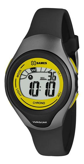 Relógio Digital X Games Xkppd032 - Feminino Novo Com Garantia E Nfe