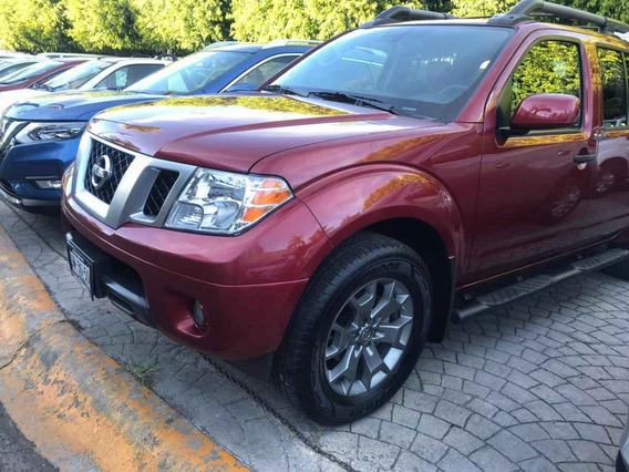 Nissan Frontier 4p Pro-4x V6/4.0 Aut 4x4