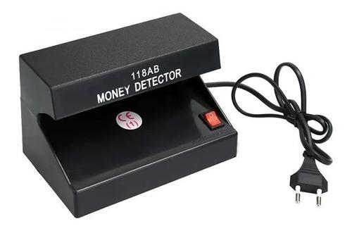 Imagen 1 de 7 de Detector De Billetes Falsos 220v Nuevo En Caja