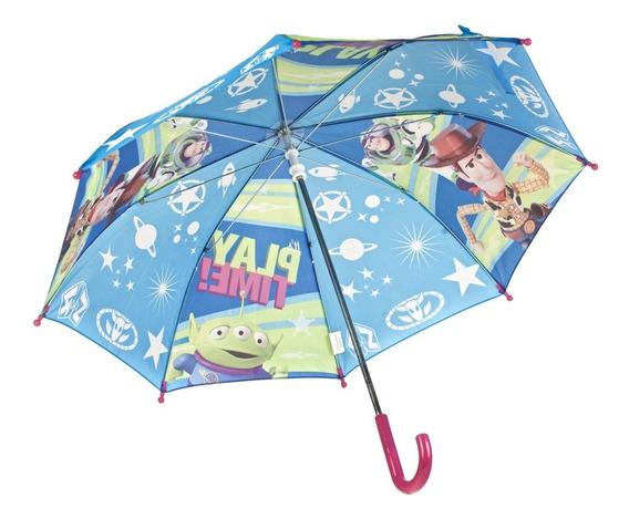Paraguas Infantil Disney Toy Story 4 Woody Buzz Mundo Manias