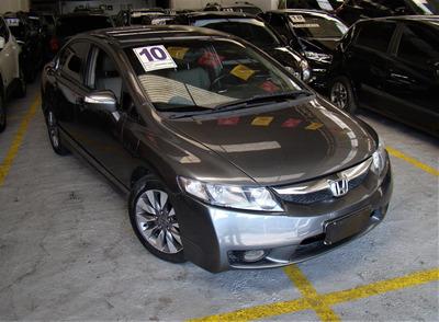 Honda Civic New Lxl 1.8 16v (flex) Flex Manual