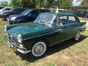 Peugeot 404 100% Restaurado 1964