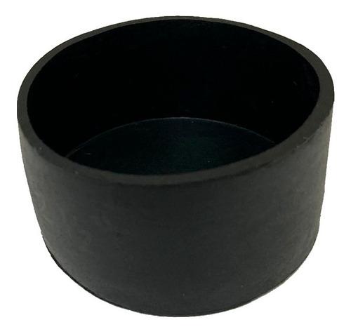 Imagem 1 de 5 de Sapata De Borracha 7/8 P/pés De Cadeira E Mesa - 20 Unidades
