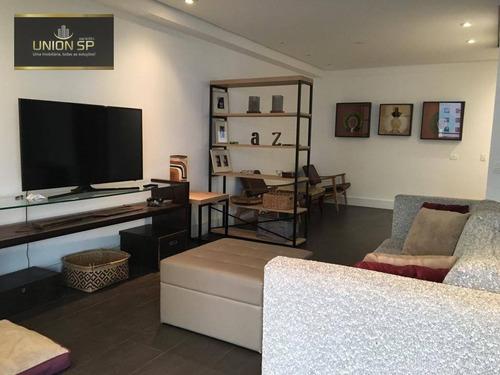 Imagem 1 de 24 de Apartamento Residencial Para Alugar, Moema, São Paulo - . - Ap51146