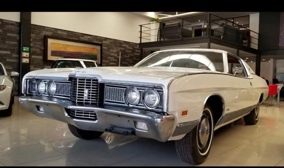 Ford Ltd Coupe 1971 Blanco
