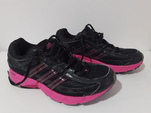 Zapatillas adidas De Mujer Negras Falcon Adiprene - T. 39