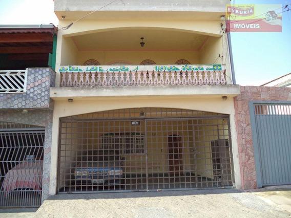 Sobrado Com 3 Dormitórios À Venda, 200 M² Por R$ 420.000 - Jardim Vera Cruz(zona Leste) - São Paulo/sp - So0069