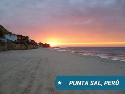 Venta De Terrenos En Playa Punta Sal, Peru
