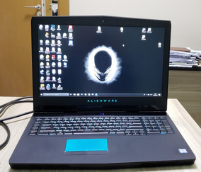 Alienware R4 17/i7 7820k/gtx 1080/32g Ram/1tb Ssd+1tb Hd