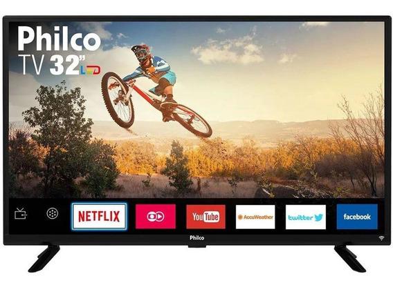 Smart Tv Philco 32 Hd Usb Hdmi Com Conversor Digital