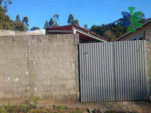 Casa Com 2 Dormitórios À Venda, 64 M² Por R$ 140.000 - Veraneio Ijal - Jacareí/sp - Ca0250
