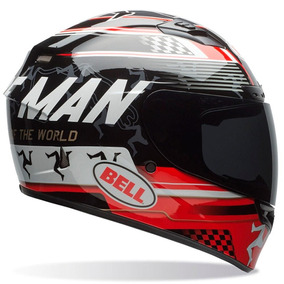 Capacete Bell Qualifier Dlx Isle Of Man