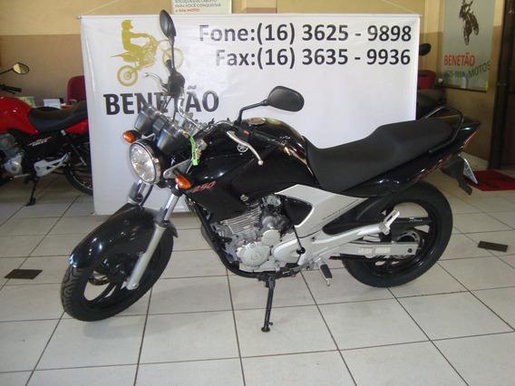 Yamaha Ys Fazer 250 Limited Edition Preto 2008