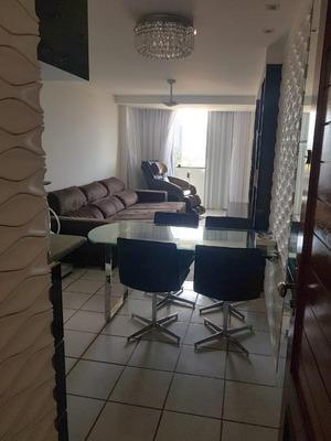Apartamento Em Nova Parnamirim, Parnamirim/rn De 64m² 2 Quartos À Venda Por R$ 210.000,00 - Ap210469