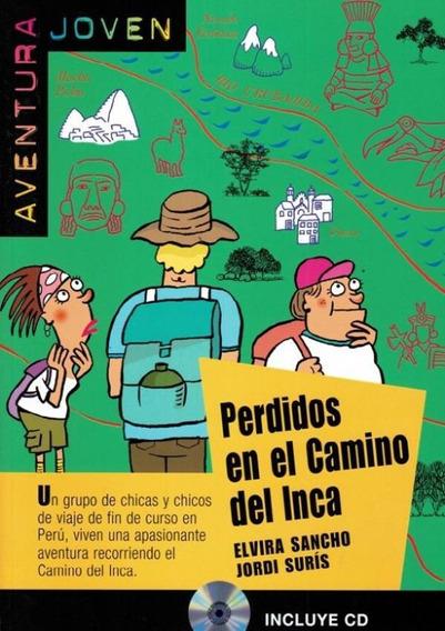 Perdidos En El Caminos Del Inca - Nivel A1 - Libro + Cd Ad