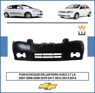 Parachoques Aveo Lt Ls 2007 2008 2009 2010 2012 2013 2014