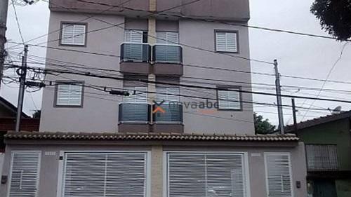 Cobertura Com 2 Dormitórios À Venda, 50 M² Por R$ 330.000 - Jardim Santo Alberto - Santo André/sp - Co0127