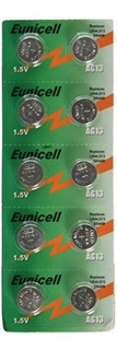 Eunicell - Bateria Boton Para Celular / Reloj Ag13 1