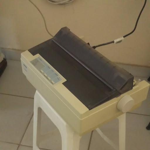 Impressora Epson Lx-300+ Em Ótimo Estado Funcionando.
